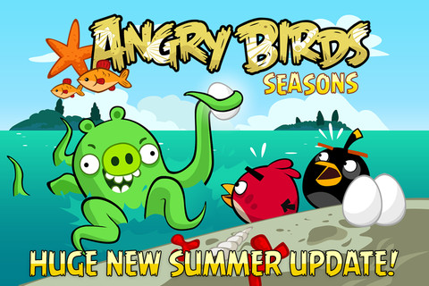 Angry Birds Seasons 下載 - iOS版限時免費唷