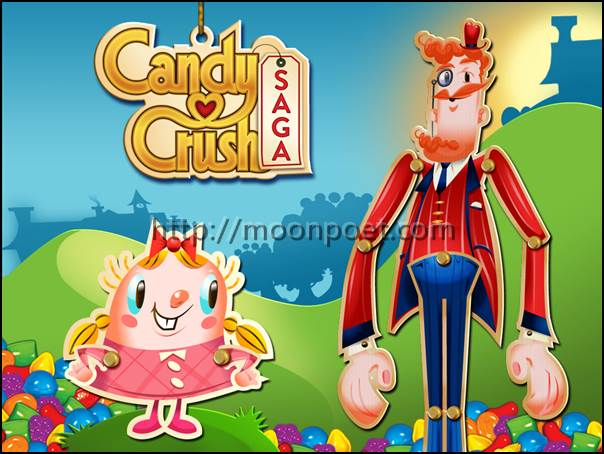 candy crush saga外掛下載教學