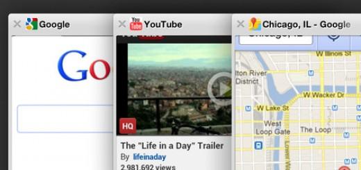 chrome ipad app