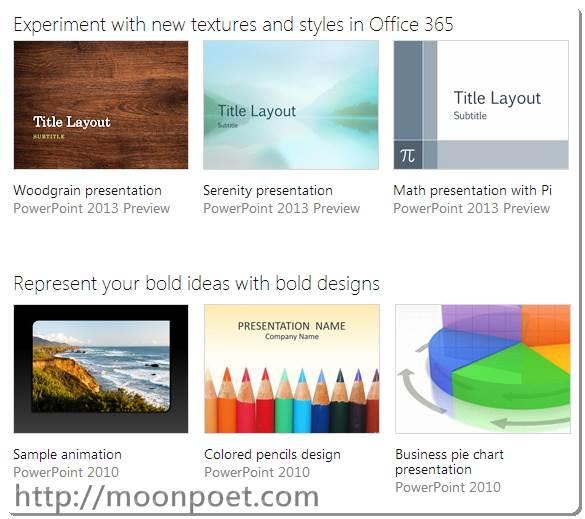 Microsoft Com Powerpoint Templates